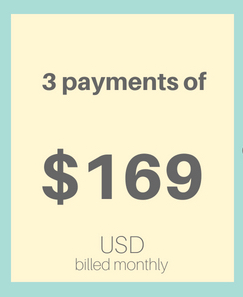 MOST FLEXIBLE   Pay only $169  Billed monthly for 3 months