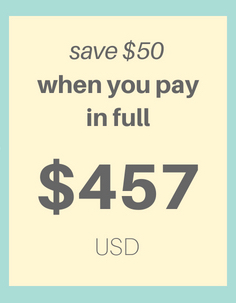 BEST VALUE   Save $50 when you pay in full