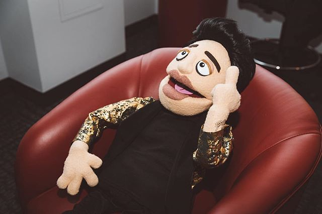 """What a mood @theamazingbeebo"" via: @panicatthedisco  #panicatthedisco"