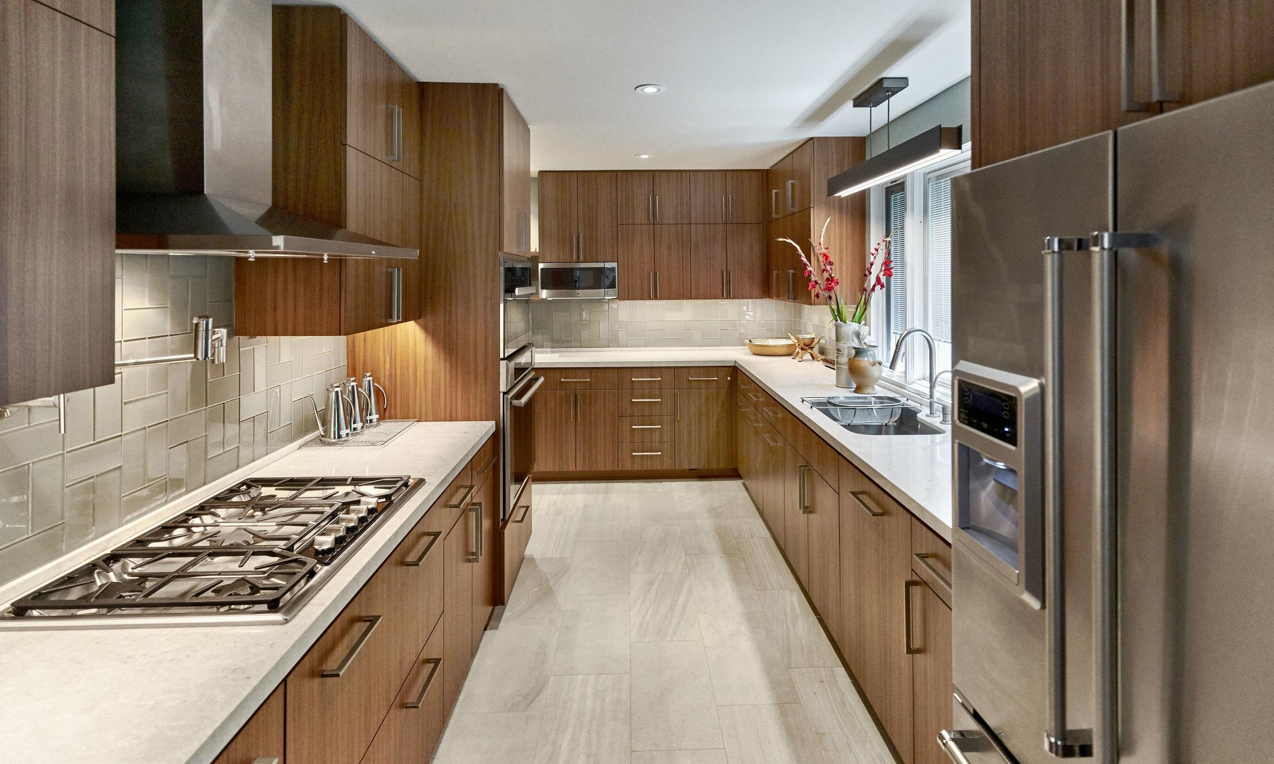 Los Altos Kitchen Remodel