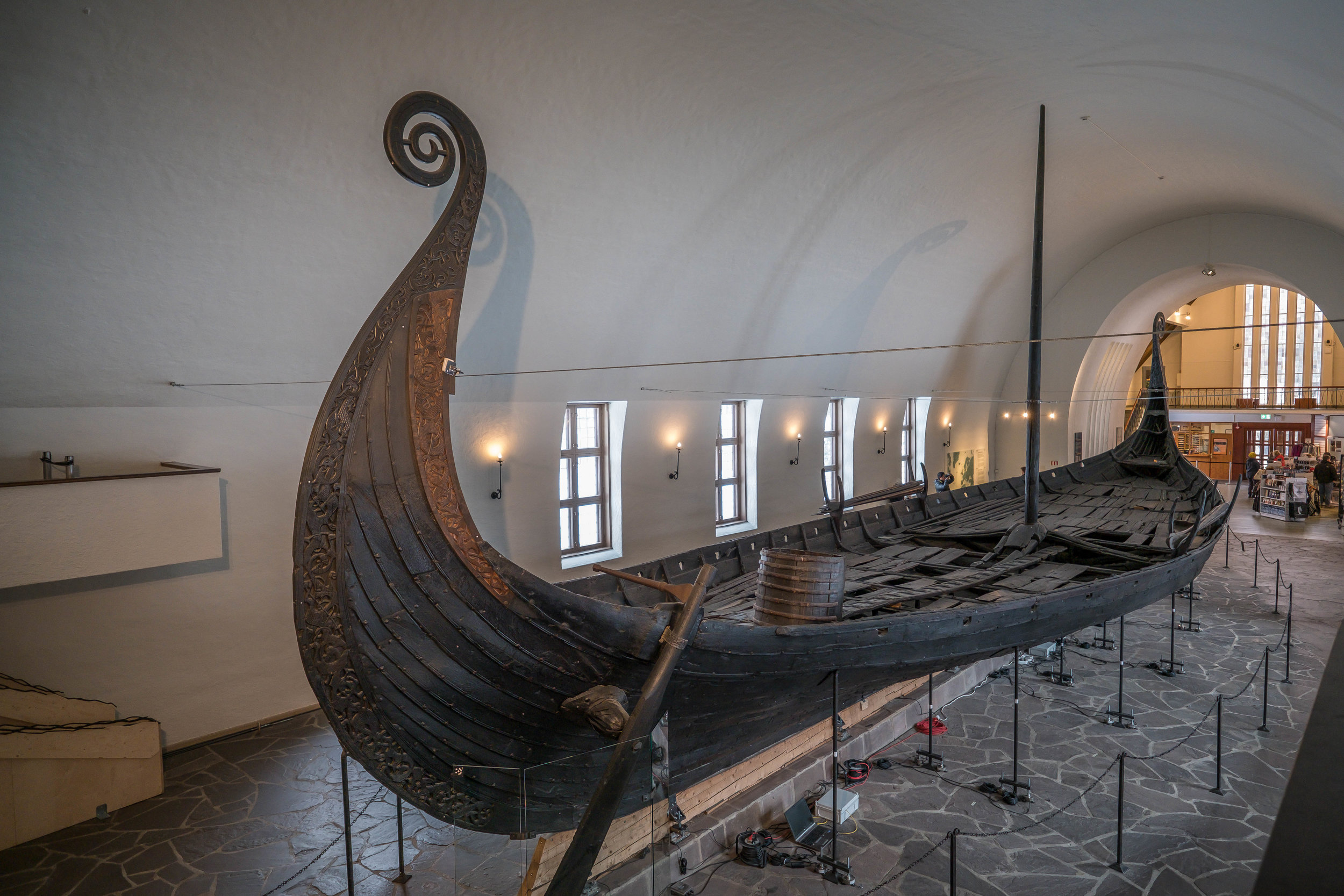 Viking Museum - If you have an abundance of time, it's worth checking out, but while interesting, it's quite small. If you're really short on time, skip it and head to the Fram Museum.