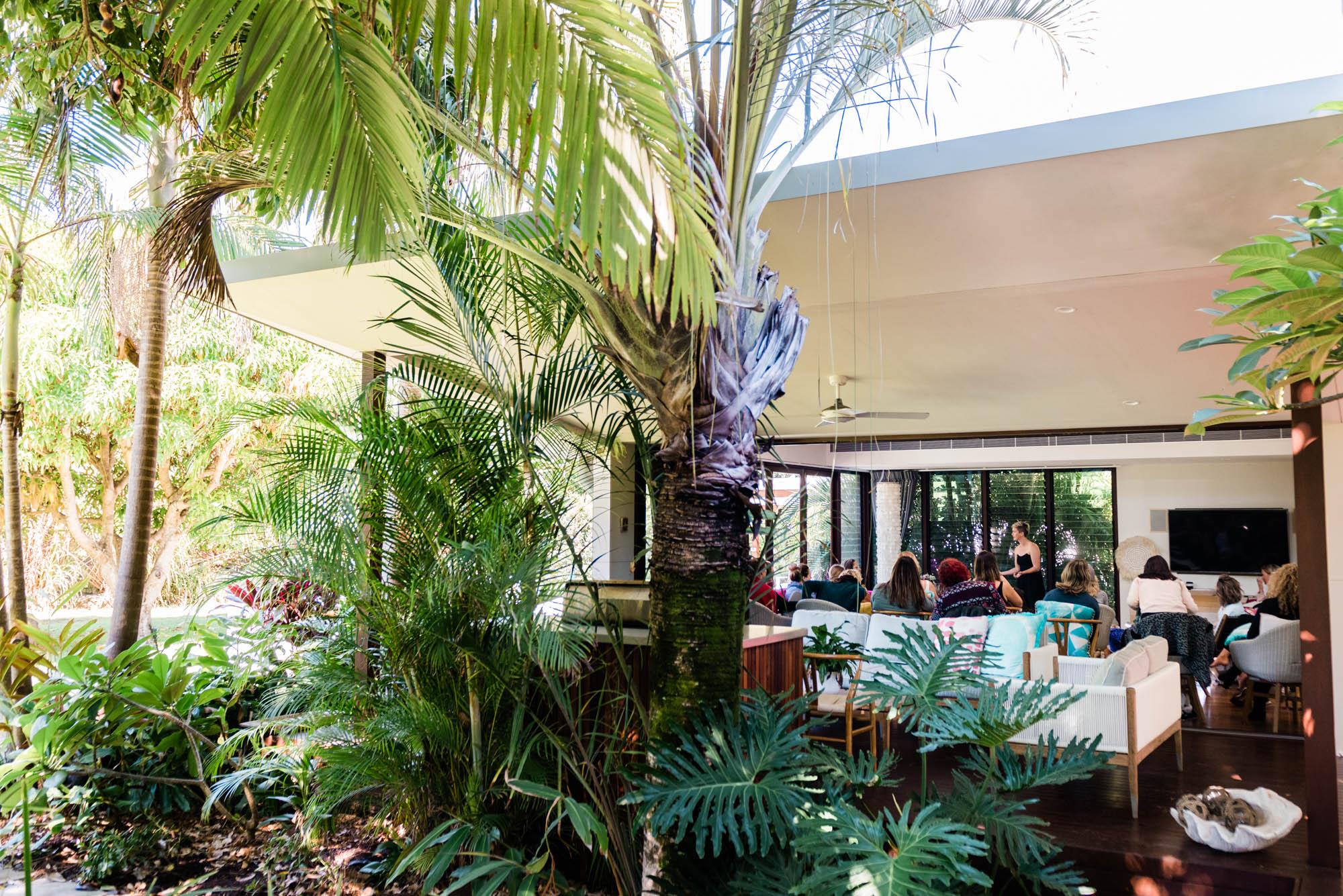 HayleyCarr.tv Play Bigger Feel Better Retreat 2019 - Beautiful location Byron Bay
