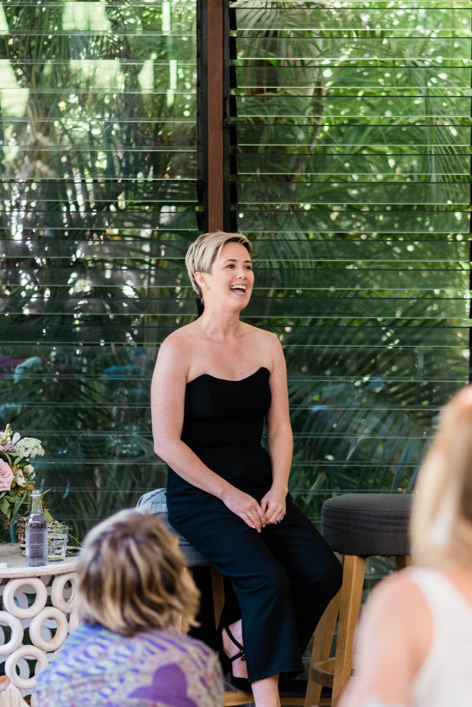 Heh! I'm Hayley Carr - Leadership and Life Coach