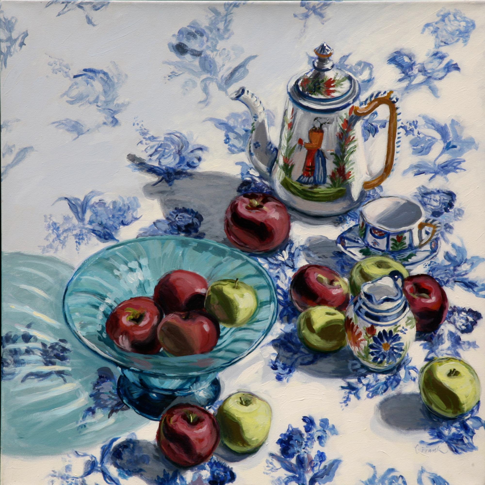 Quimper & Apples
