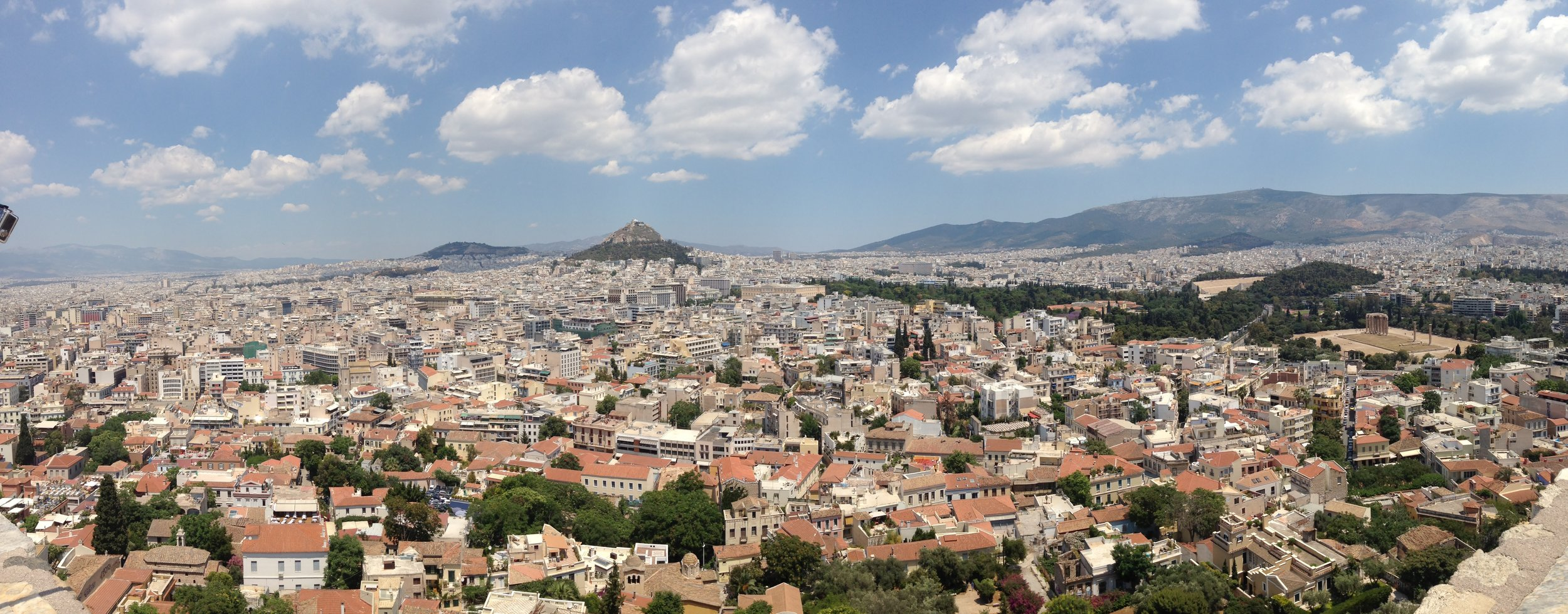 Ahh Athens…