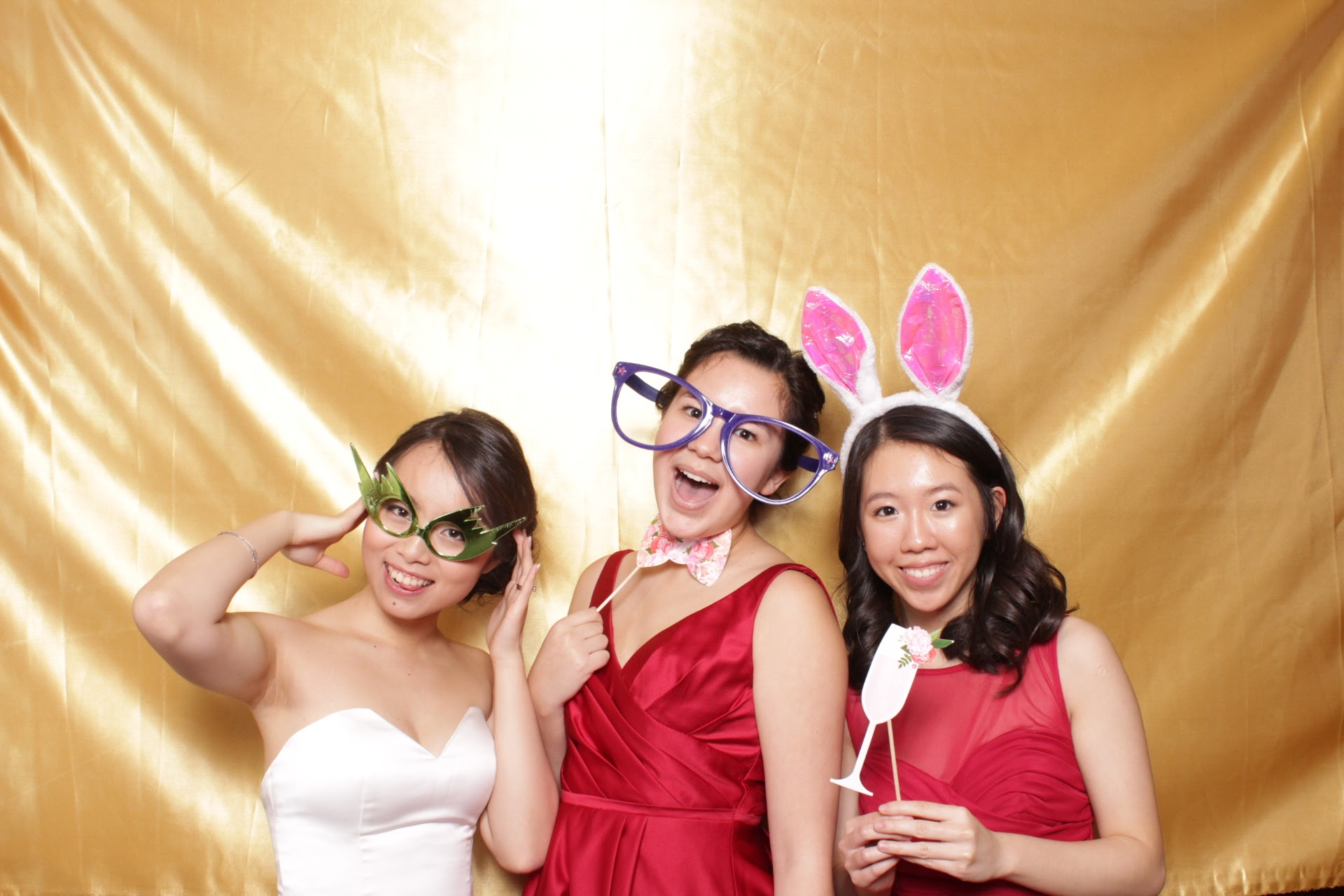Nicole Chan Photography Photo Booth!