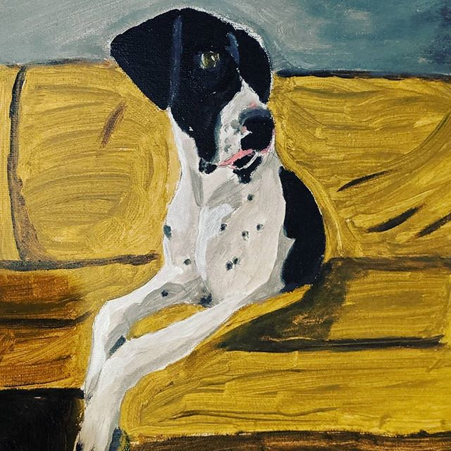 How adorable and amazing are these pet portraits.  You too can do this! Paint your Pet Portraits with me!  I'll teach you.  RSVP and meet me at  @latitude33brew this Thursday, October 3rd 6pm. $35 Grab your tickets using link in bio or go to www.staceydmessina.com to purchase your ticket in advance.  All ages welcome! Bring some friends♥️ . . #paintandsip #fillthatspace #painting #freeflowgalore #staceydmessina #sandiegopaintandsip  #beerme #paintyourheartout #wineandpaint #northcountysd #sanelijo #vista #sanmarcosca #paintclass #paintnight #artistlife #privateparties #oceanside #carlsbad #familyfriendly #sandiego #localbusiness #sanmarcosca #swamisbeach #encinitas #lattitude33 #ch33ers #community #sdpopupplaydate #paintyourpet