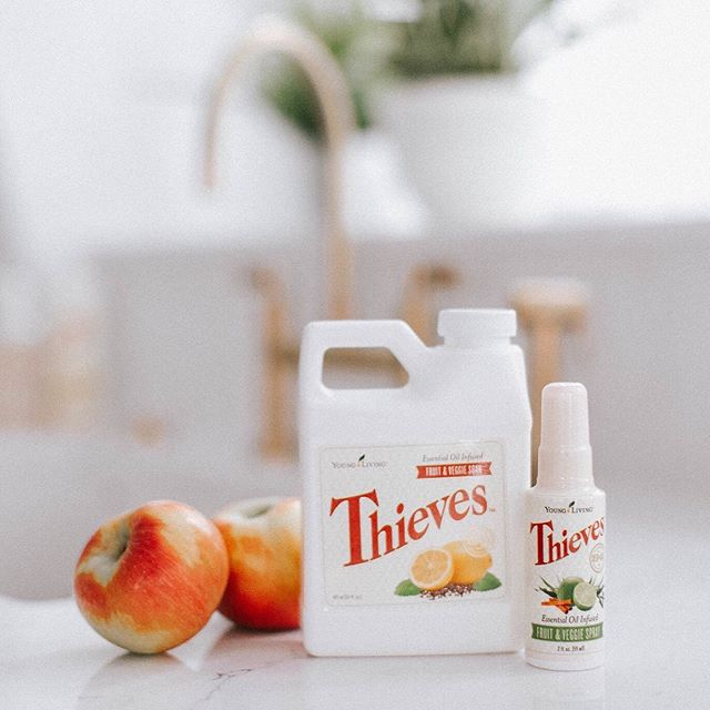 The kids and I went and picked peaches yesterday.  They are sooooo yummy and I already made a crisp with them 🍑🍑🍑 I did some stories on how I use the fruit and veggie wash to clean our fruit.  It is sooo easy, and you gotta clean your food!  I'll be getting the big soak bottle in my next months order.  Anyone have an awesome peach recipe they wanna share? Cause I have like 60 peaches left to use up 🙈