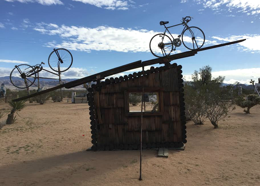 Noah Purifoy's Sculpture Garden