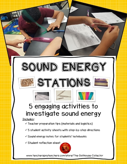 Sound Energy Stations - The  Dollhouse Collector