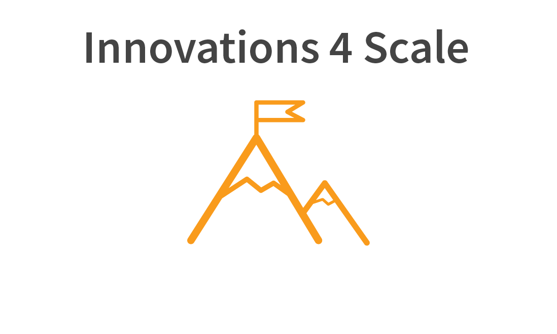 Learn more about and from successful innovations the UN has taken to scale