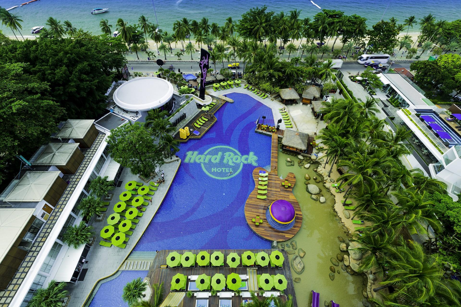 Hard Rock Hotel Pattaya   PATTAYA    IMAGES / FACT SHEET / VIDEO
