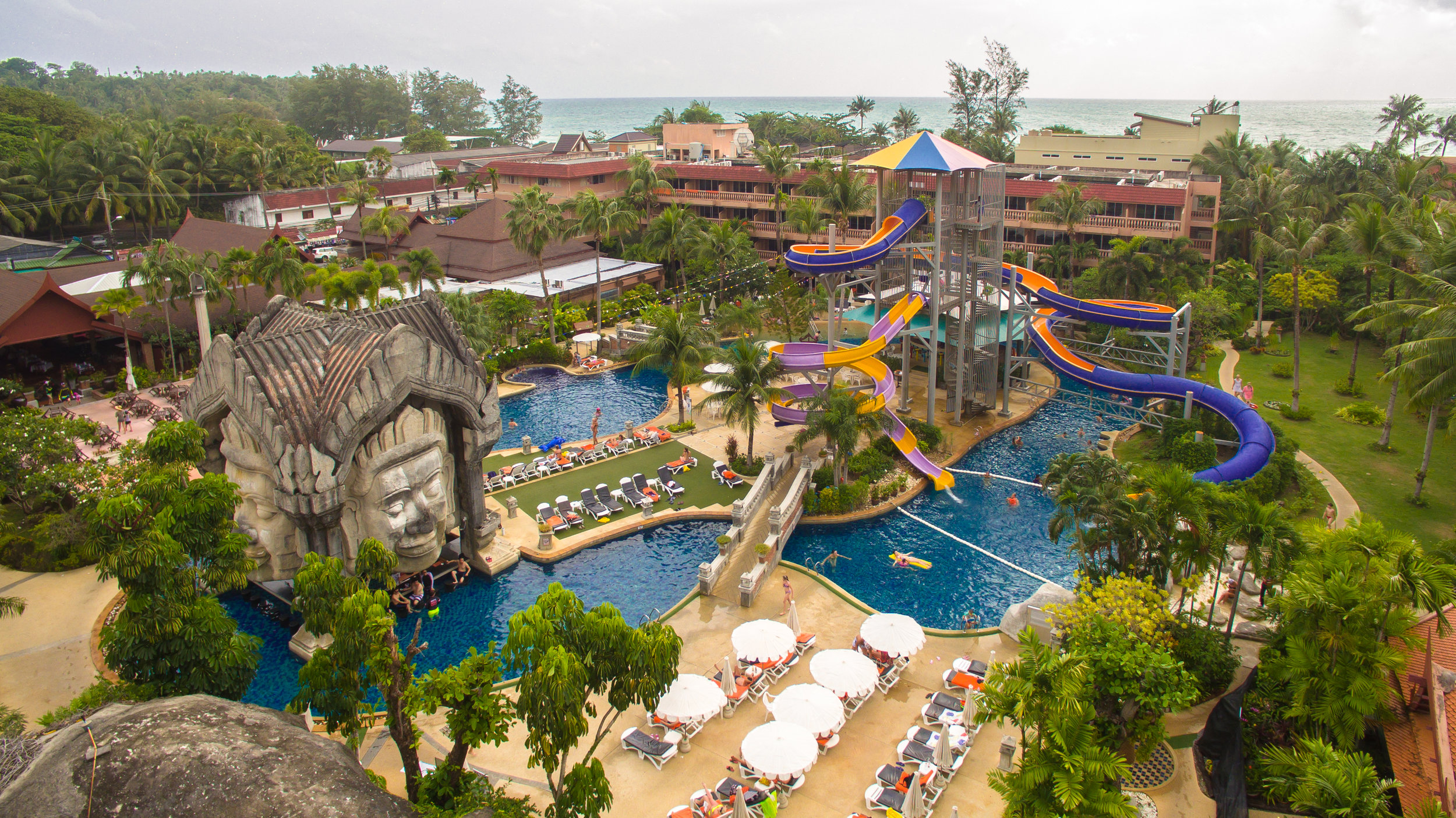 Phuket Orchid resort   Karon    Images / fact sheet / video