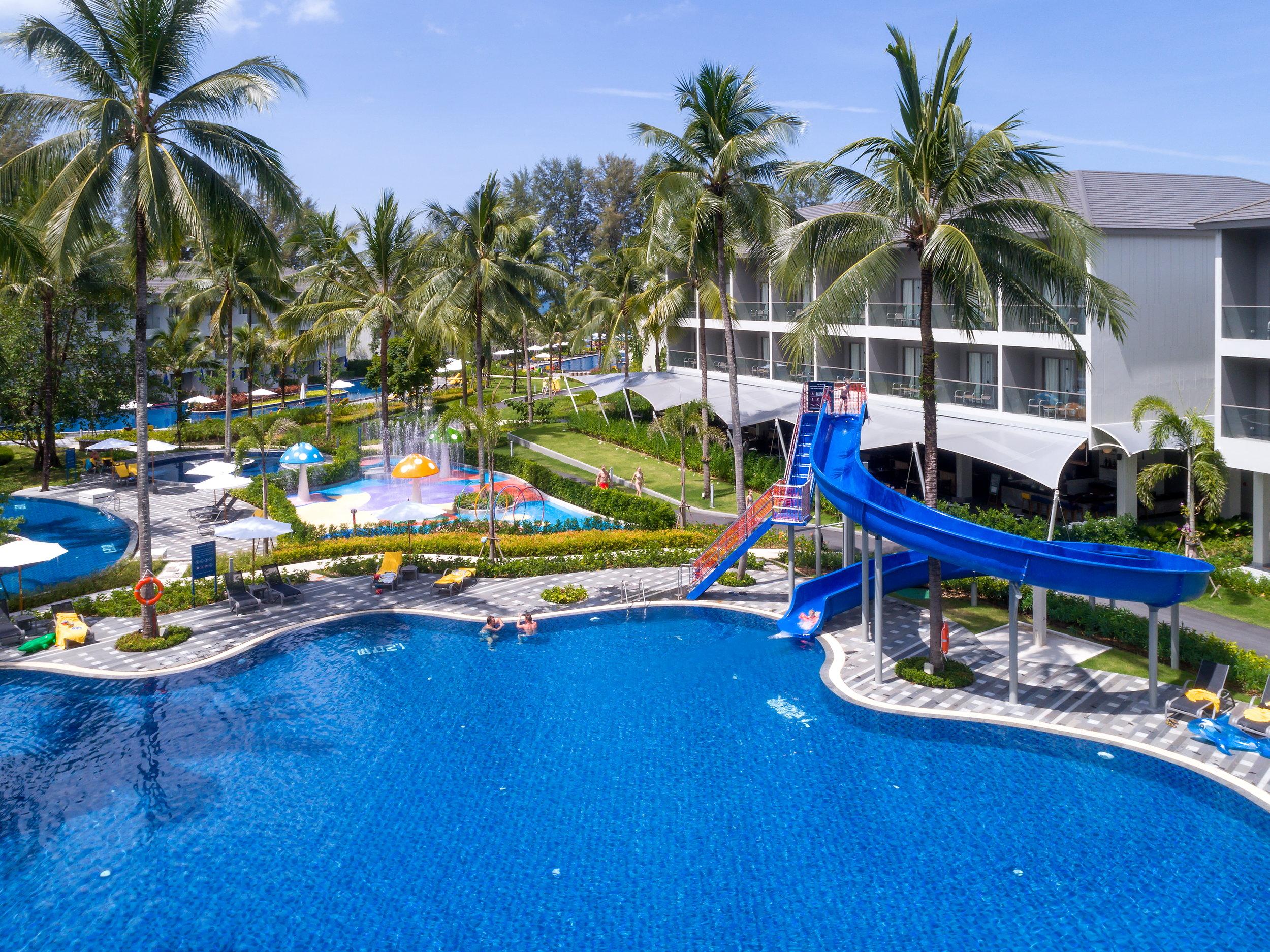 x10 Khao Lak resort   Bang La On    Images / fact sheet / video