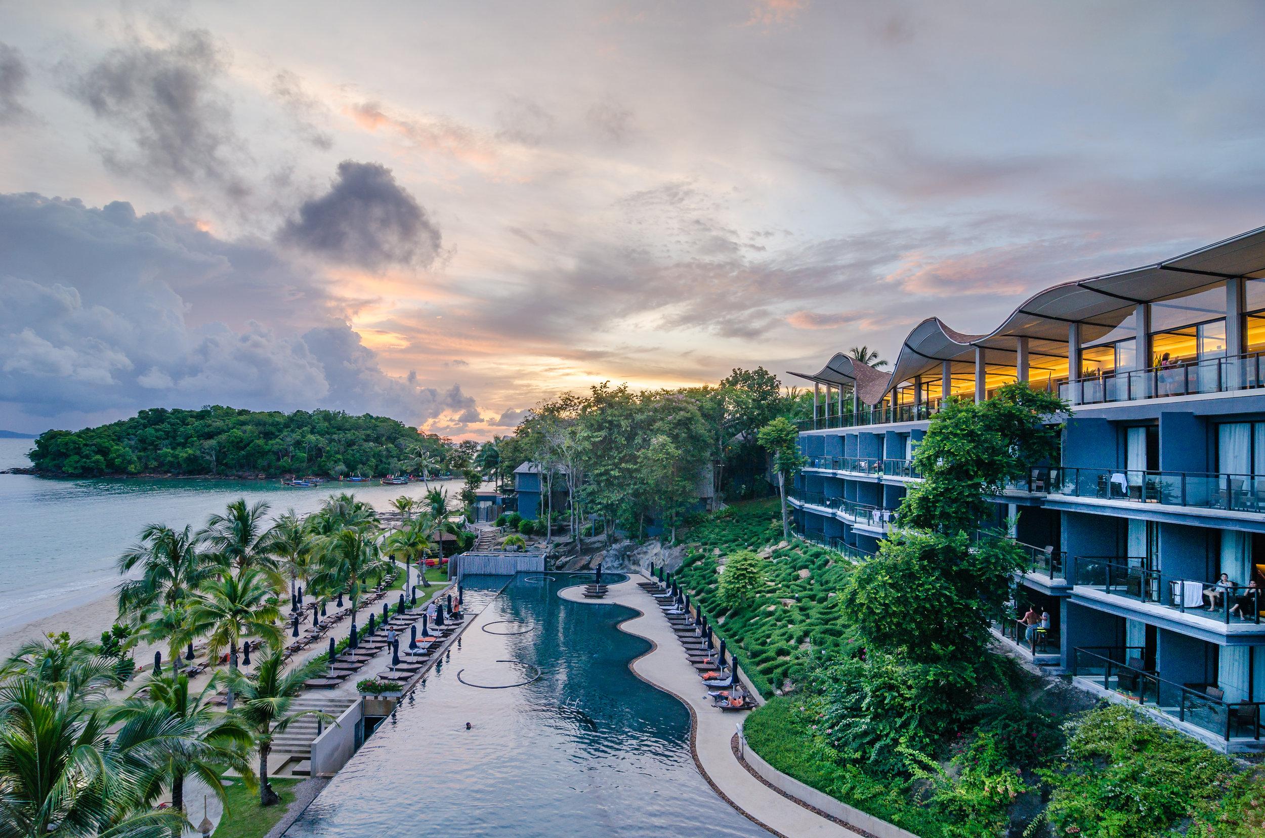Beyond resort krabi   Klong Muang    Images / fact sheet / video