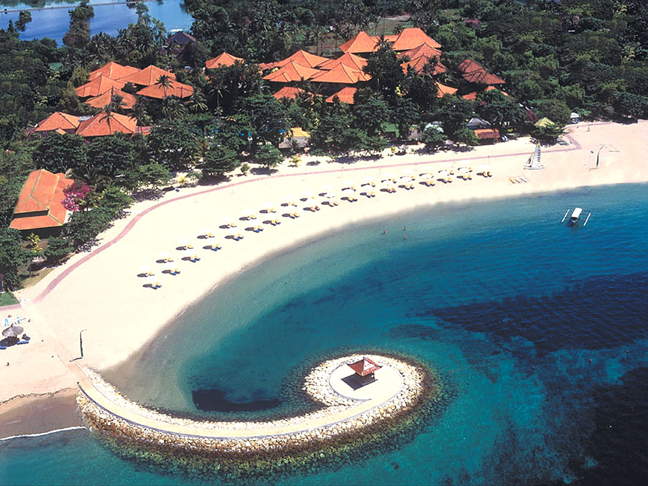 Bali tropic resort and spa   Tanjung Benoa    Images / fact sheet / Video