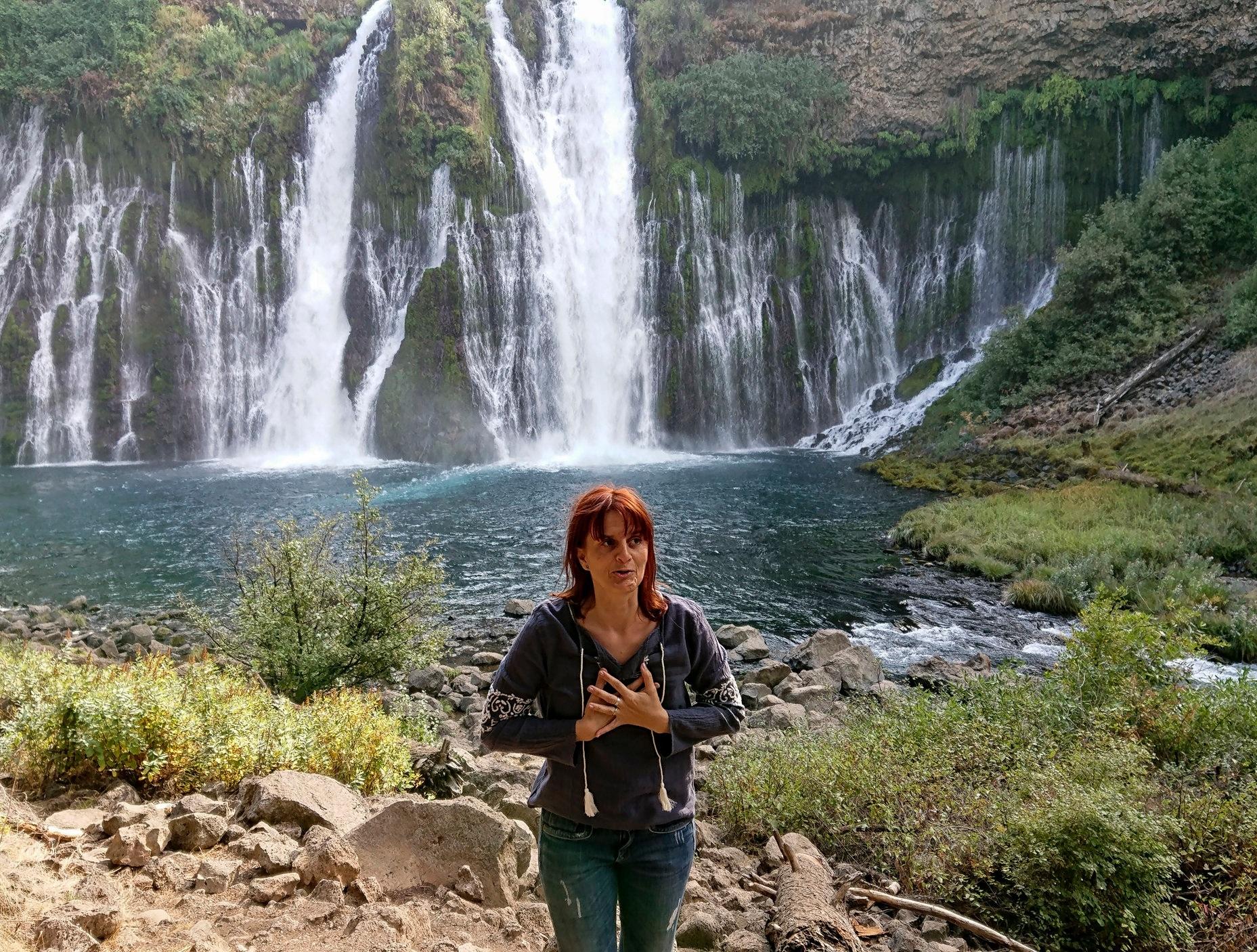 Susana Ortega guía Creta solsticio verano
