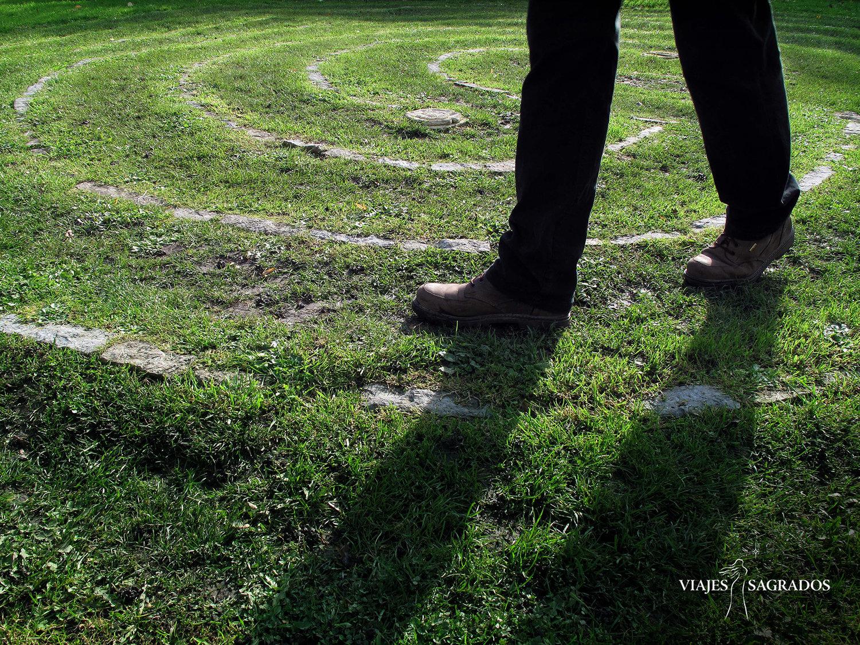 Cada paso que doy - es un paso Sagrado