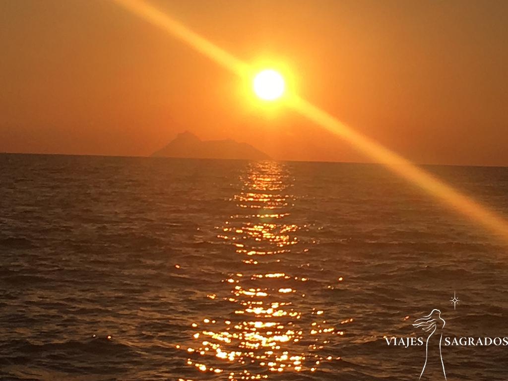 Creta y el Sol