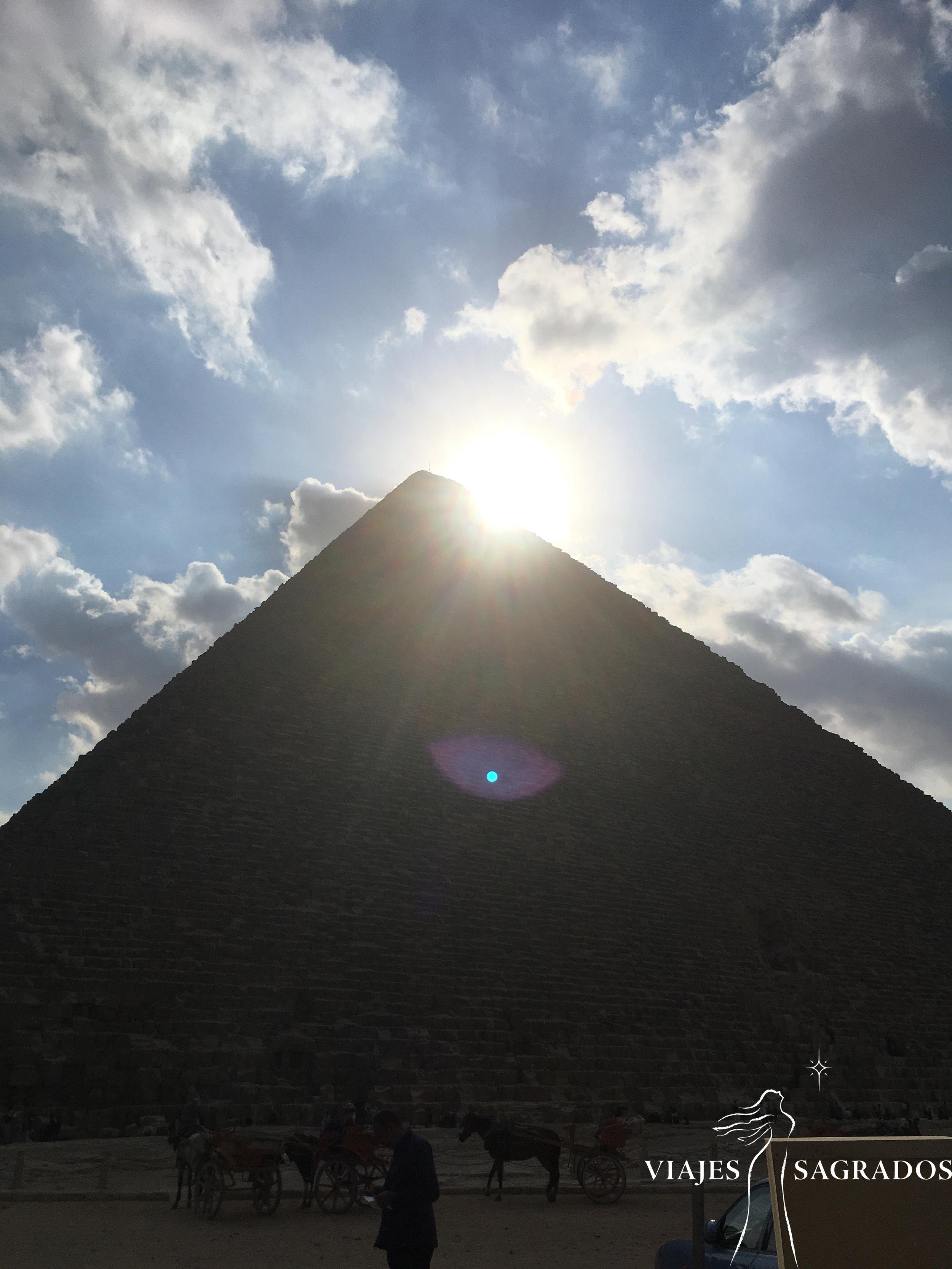 Gran Pirámide, Egipto