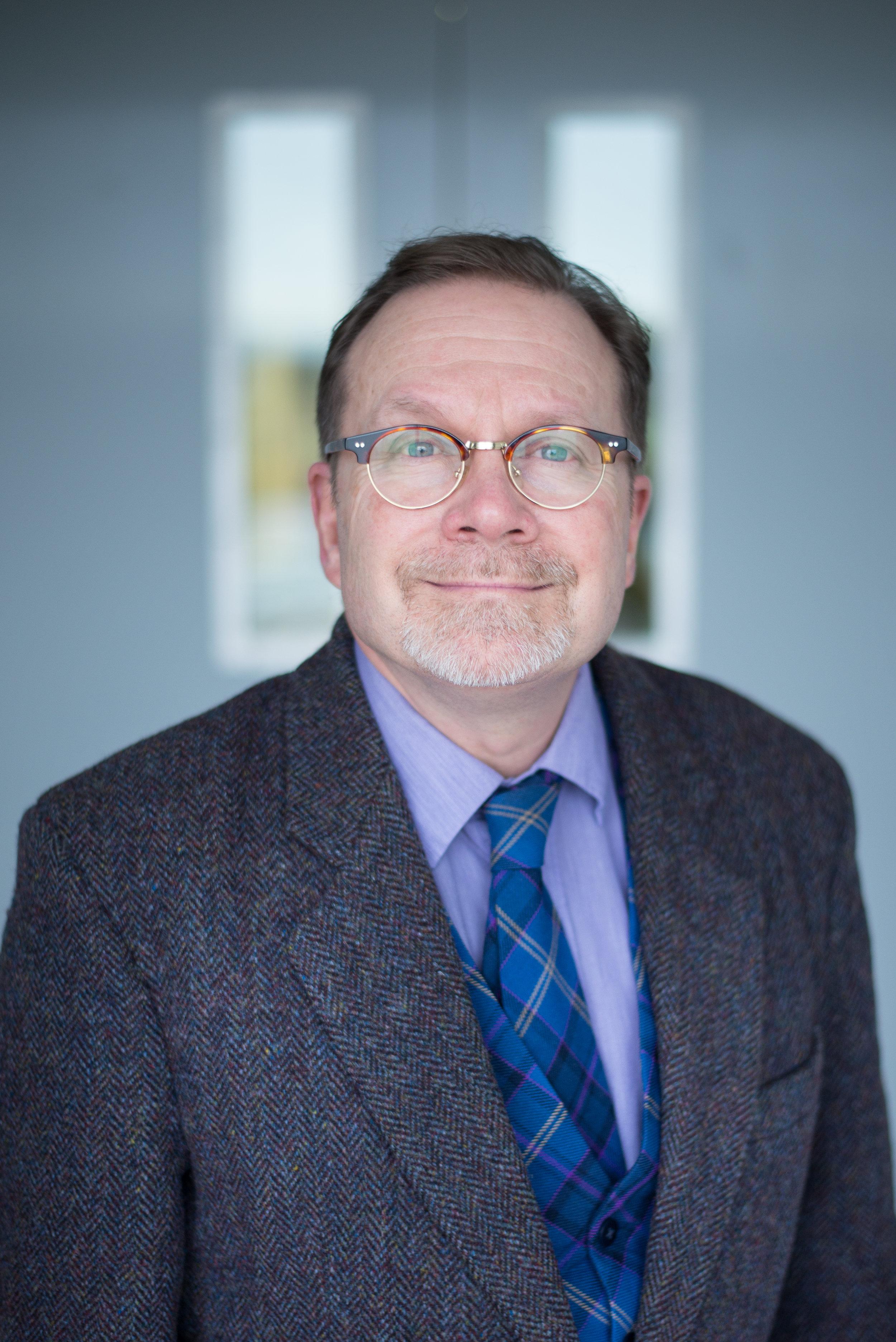 Professor Joe Goldblatt  Fundraising Chair