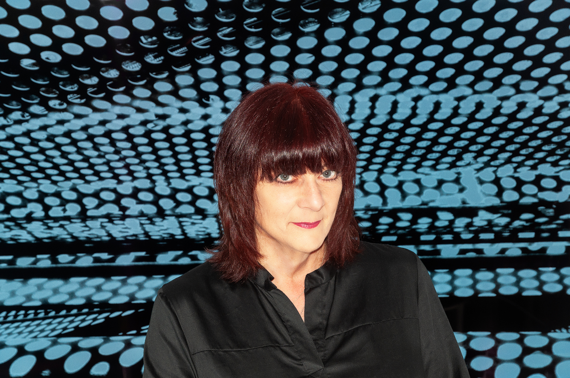 cosey fanni tutti by chris carter
