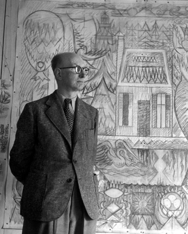Marcel Gromaire - 1892 - 1971