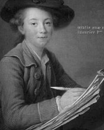 Jean-Germain Drouais - 1763 - 1788