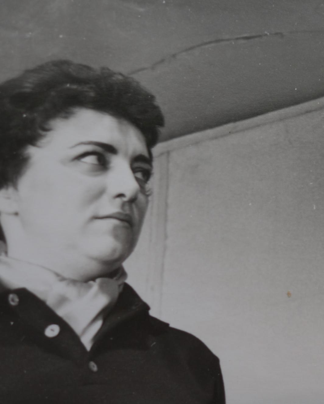 Emilia Faure - née en 1924