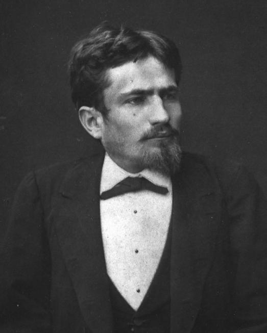 Jules Arsène Garnier - 1847 - 1889