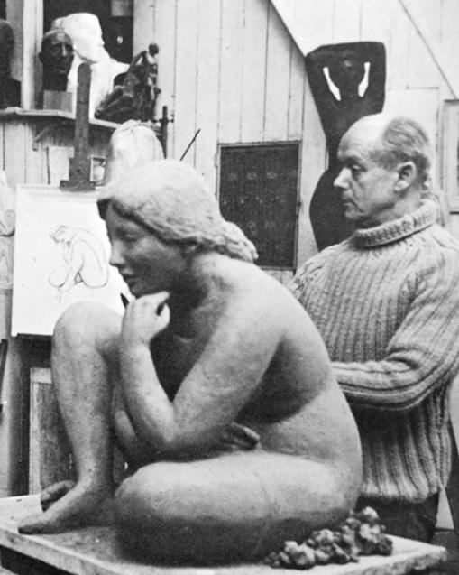 Albert Bouquillon - 1908 - 1997