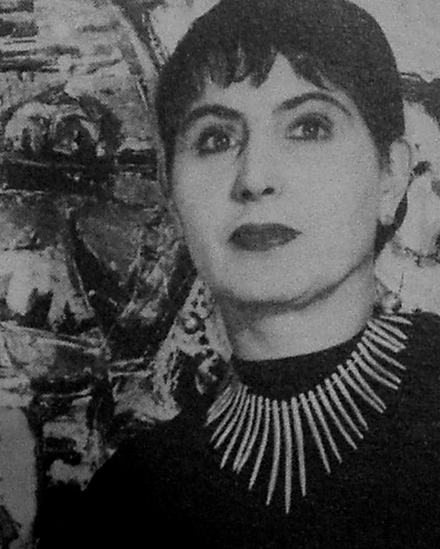 Suzanne Rodillon - 1916 - 1988