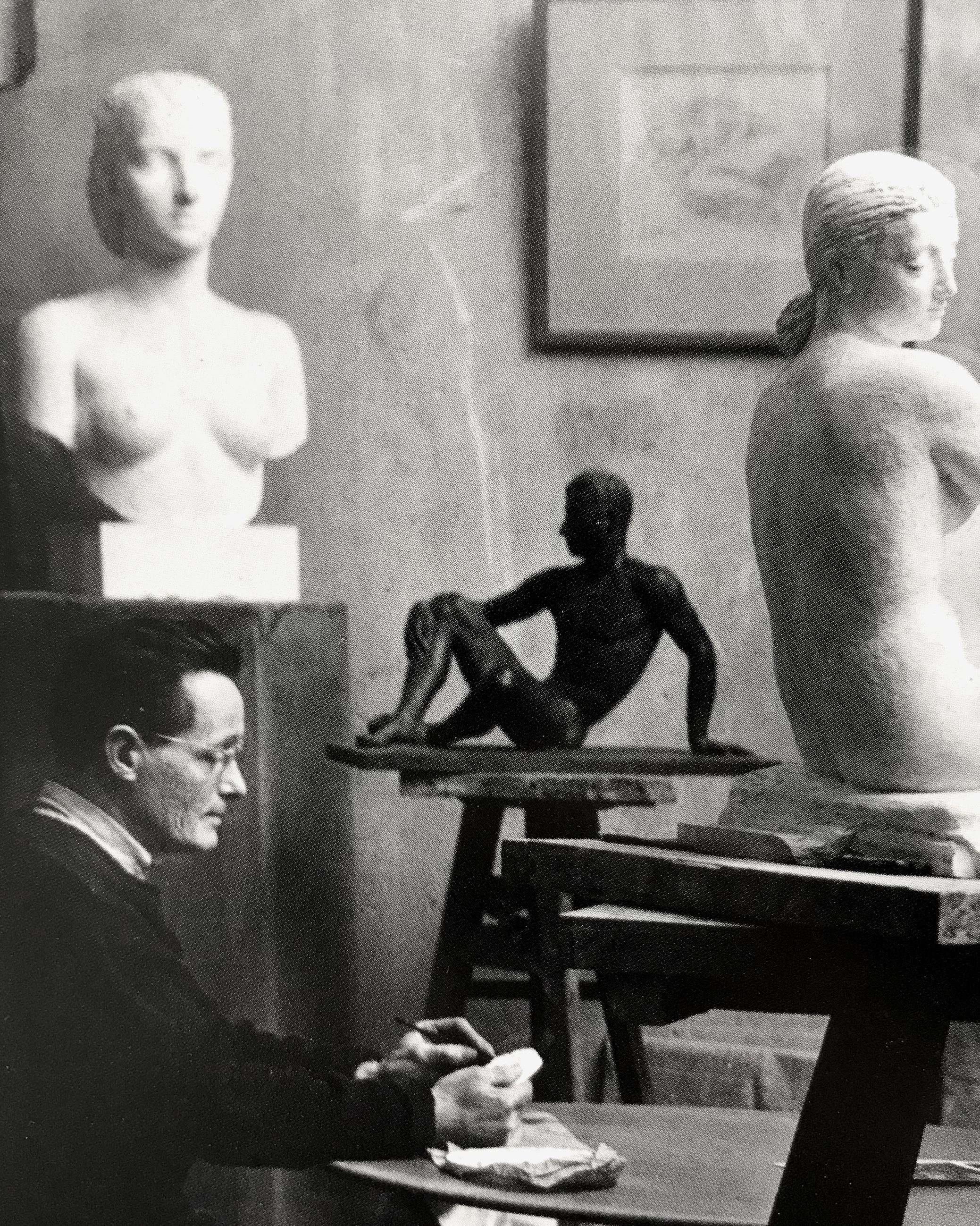 Pierre Bouret - 1897 - 1972