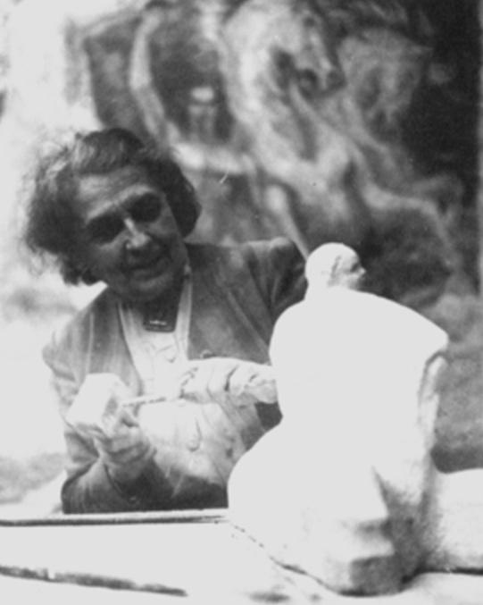 Berthe Martinie - 1883 - 1958