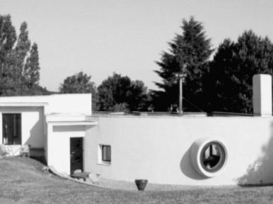 Maison individuelle , région Rhône-Alpes, © Espaces atypiques