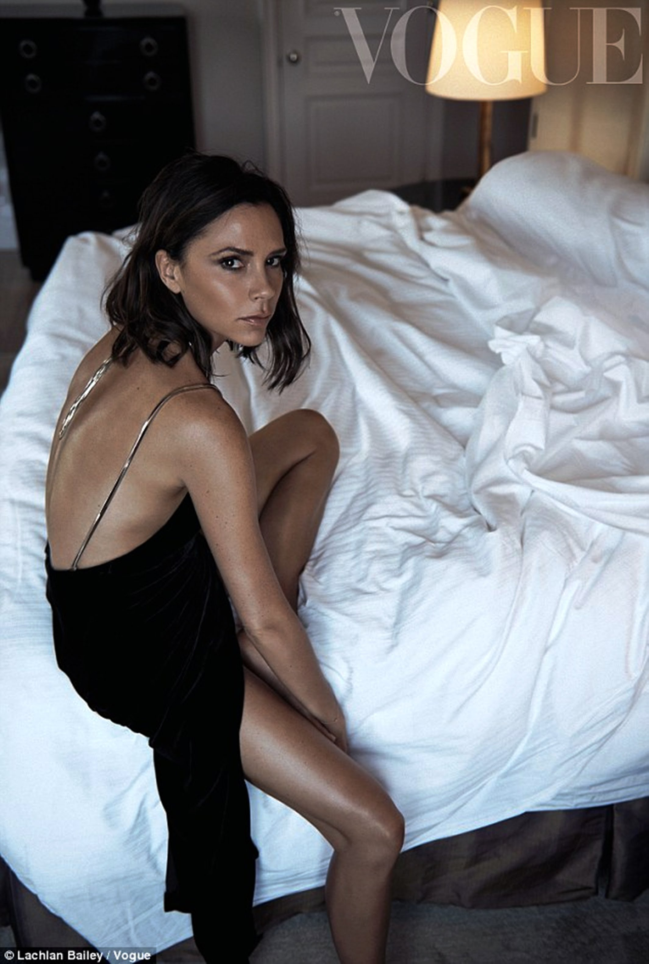 But why had Victoria Beckham been unwittingly chosen to bear this obnoxious caricature? It can't be ignored that her gender played a role. What man has been similarly, needlessly demonised by the press? - Words by Emma Cook