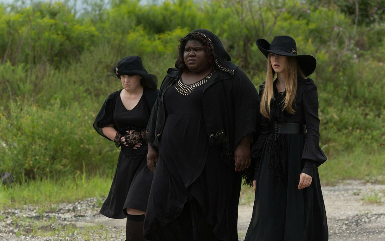 """""""AHS is a series that everyone should be able to get behind, because in every series there is someone to identify with."""" - Words by Amy Gibson"""