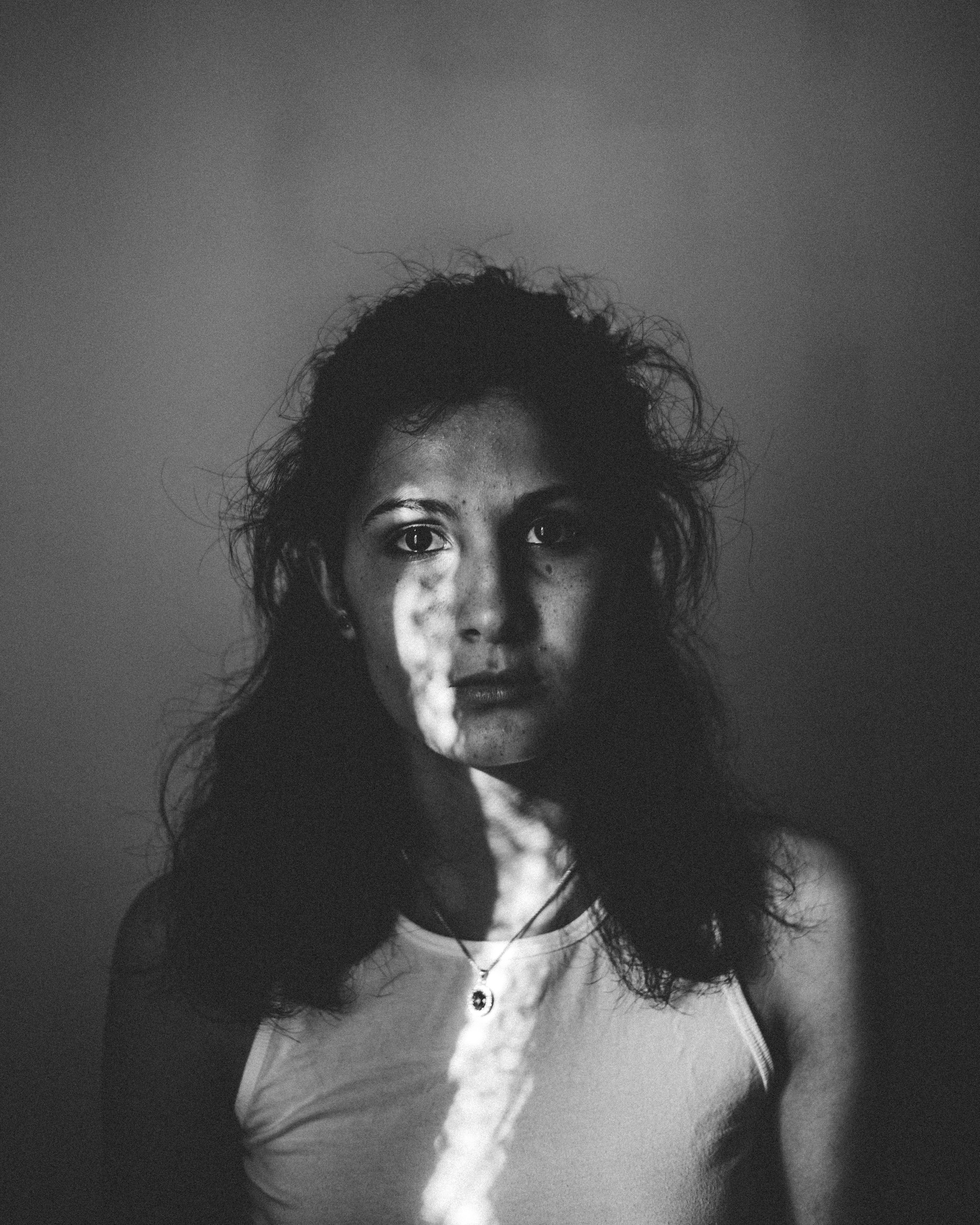 """""""Incidents, words and actions that the logical part of my brain would dismiss, twist themselves around my mind in a death grip, refusing to let go until I lash out against other people or myself."""" - Words by Malvika Padin"""
