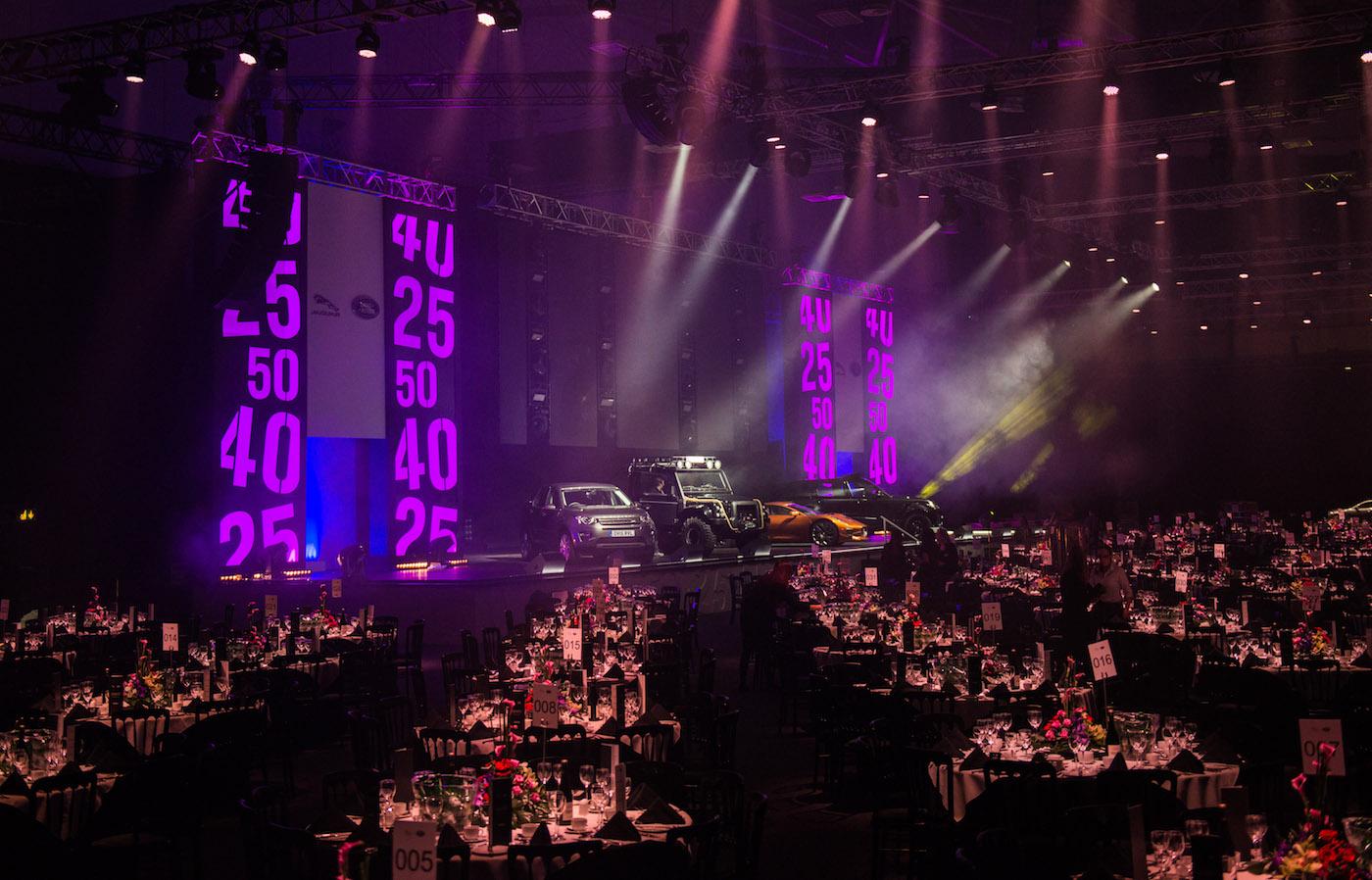 Jaguar Land Rover - Long Service Awards 02