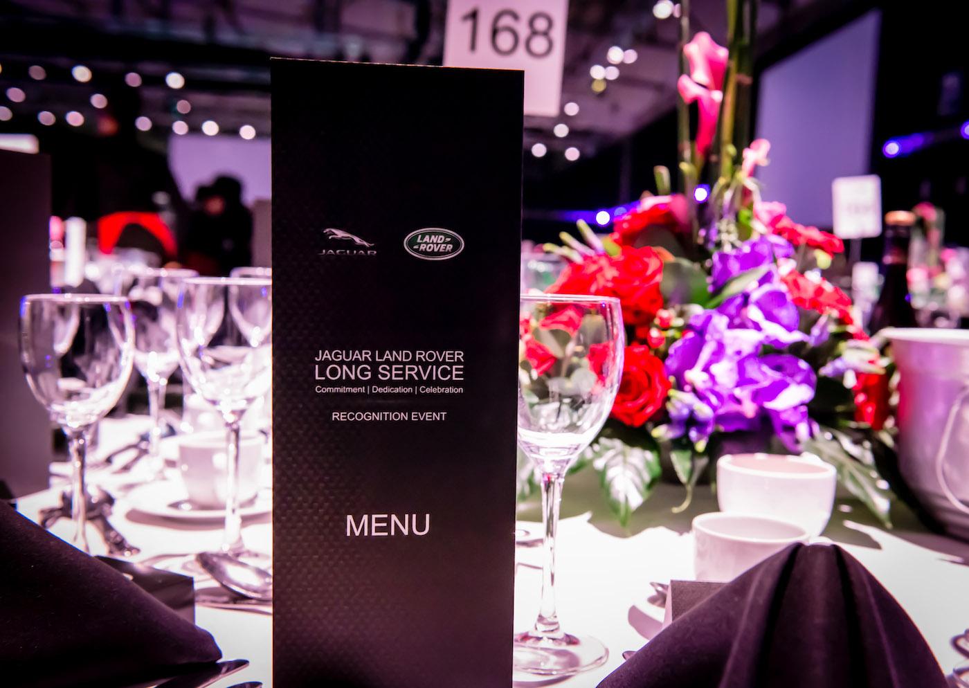 Jaguar Land Rover - Long Service Awards 03