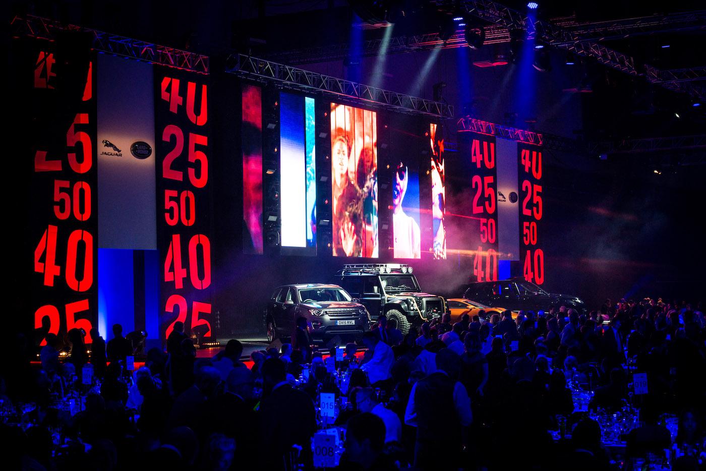 Jaguar Land Rover - Long Service Awards 10