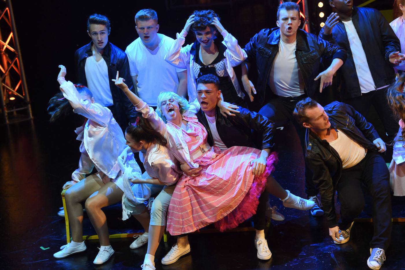 Grease 05