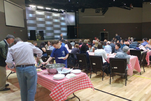 Missions Events - Learn more about upcoming lunches and events.