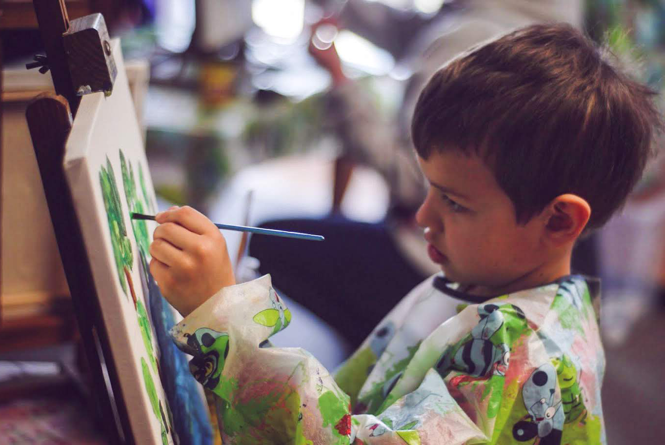 Dajemy dzieciom przestrzeń do bycia sobą - Kasia Czemarmazowicz