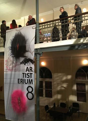Artisterium 2015 Tbilisi International Contemporary Art