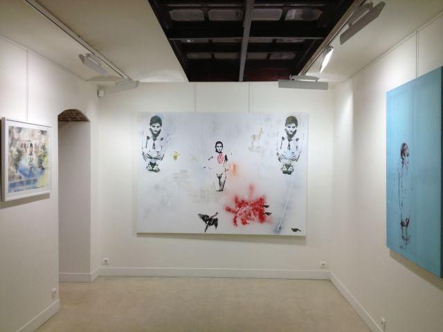 Cristal Pop, Galerie Estace