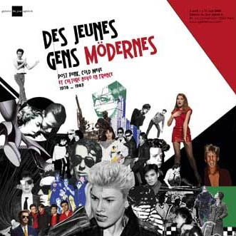 Des jeunes gens modernes, galerie Agnès b.
