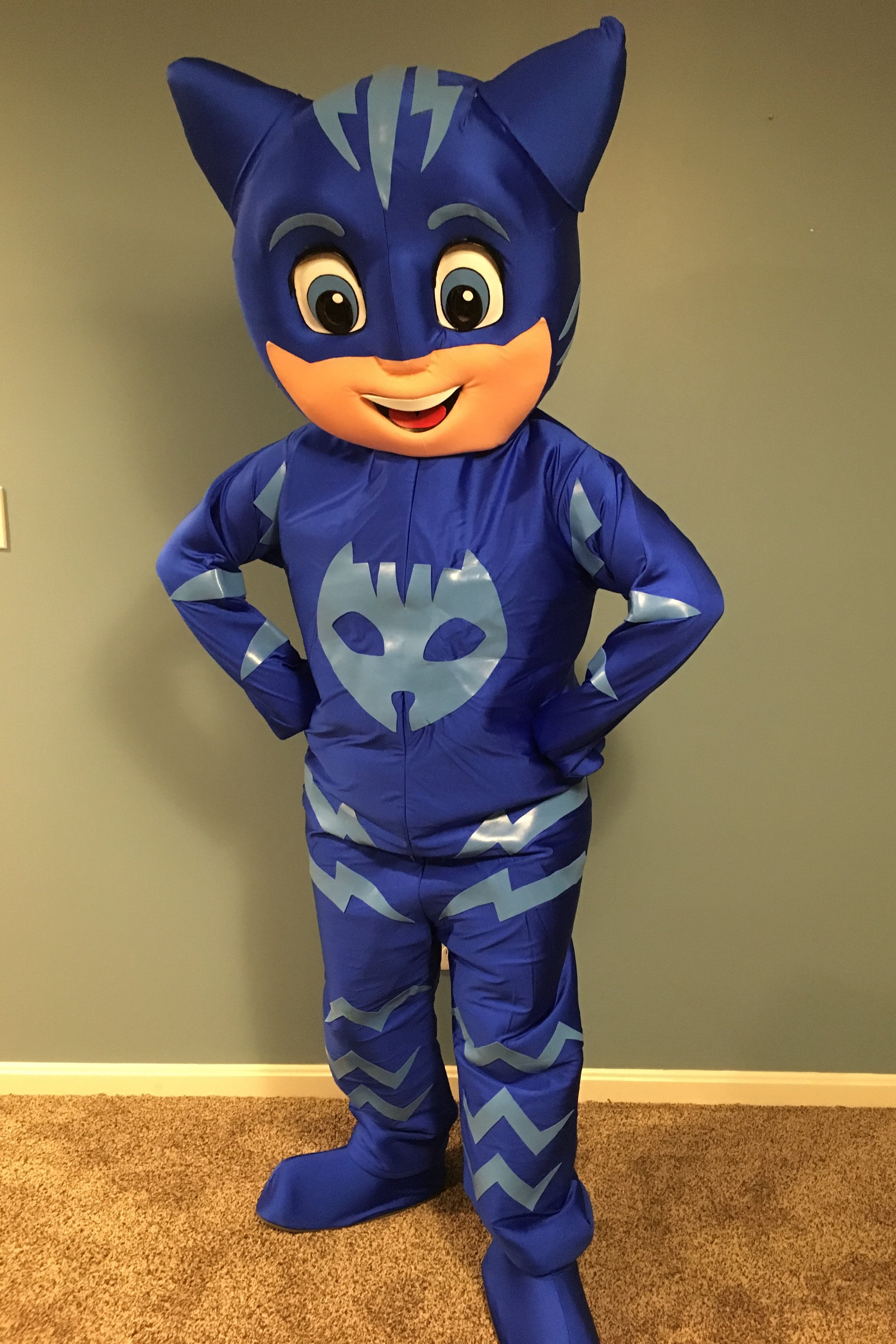 Mascot #42