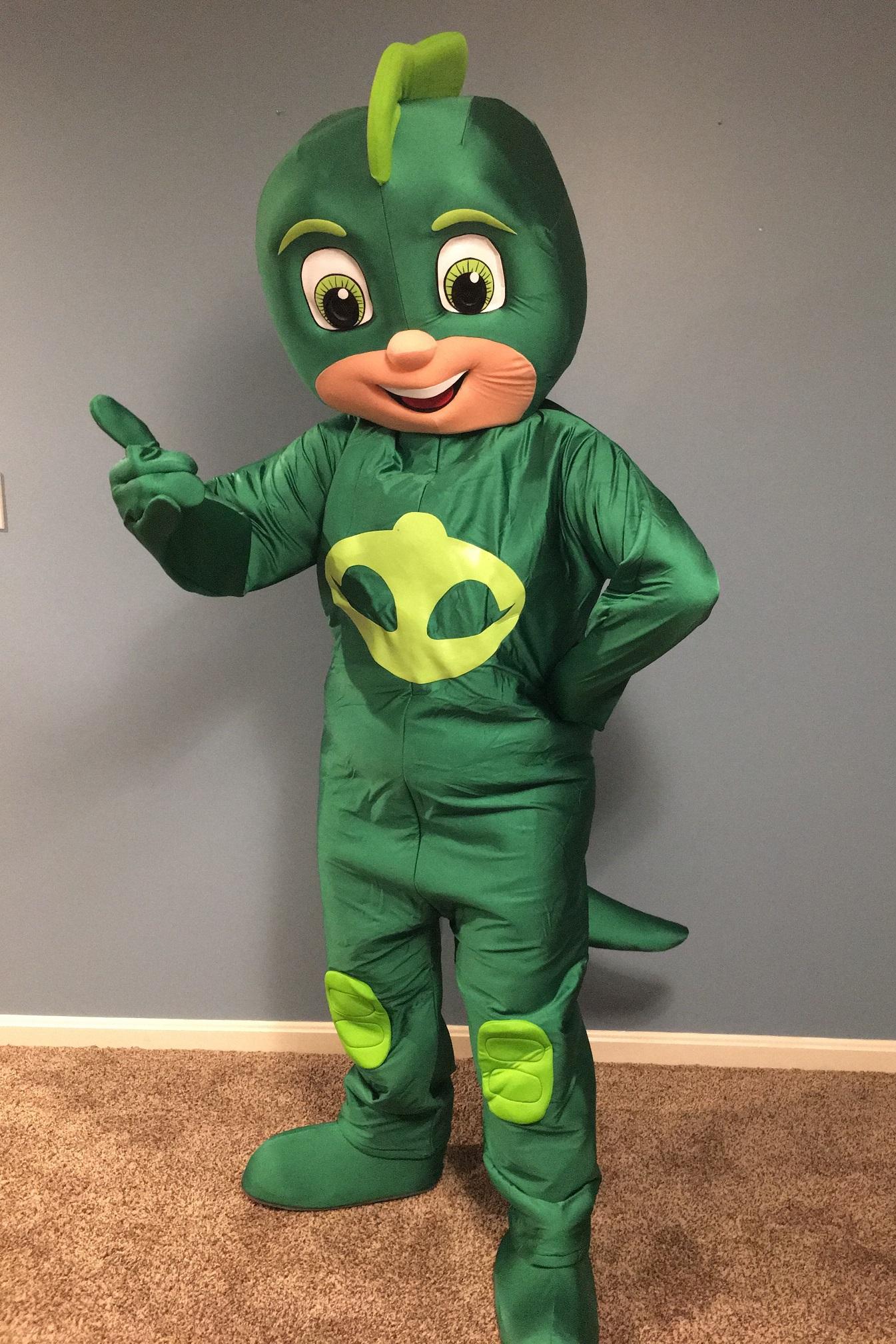 Mascot #43