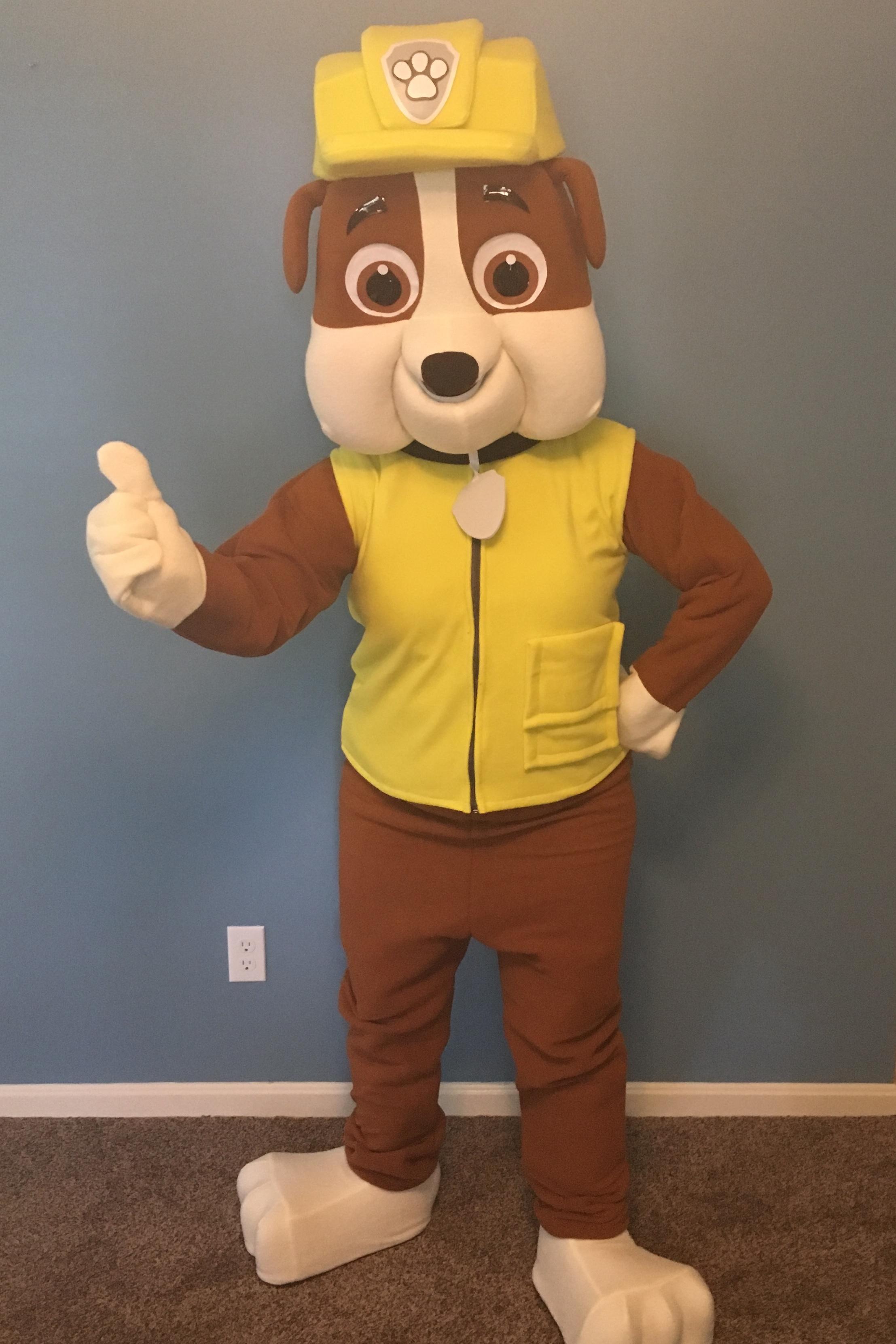 Mascot #51